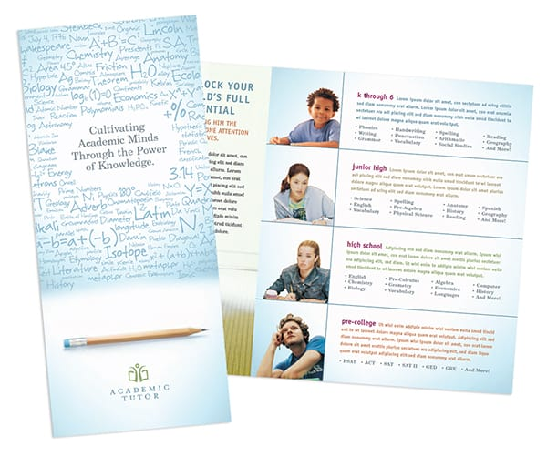 Marketing Brochure Image