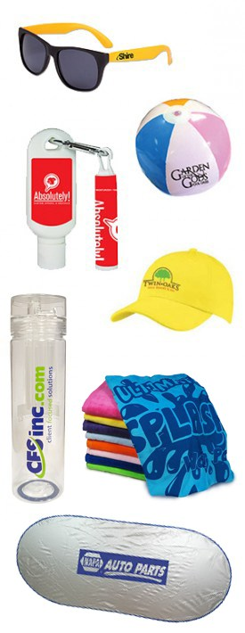 Summer Promo Products