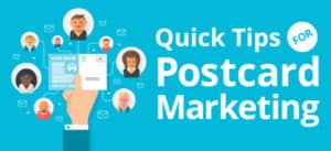 Quick tips for Postcard Marketing