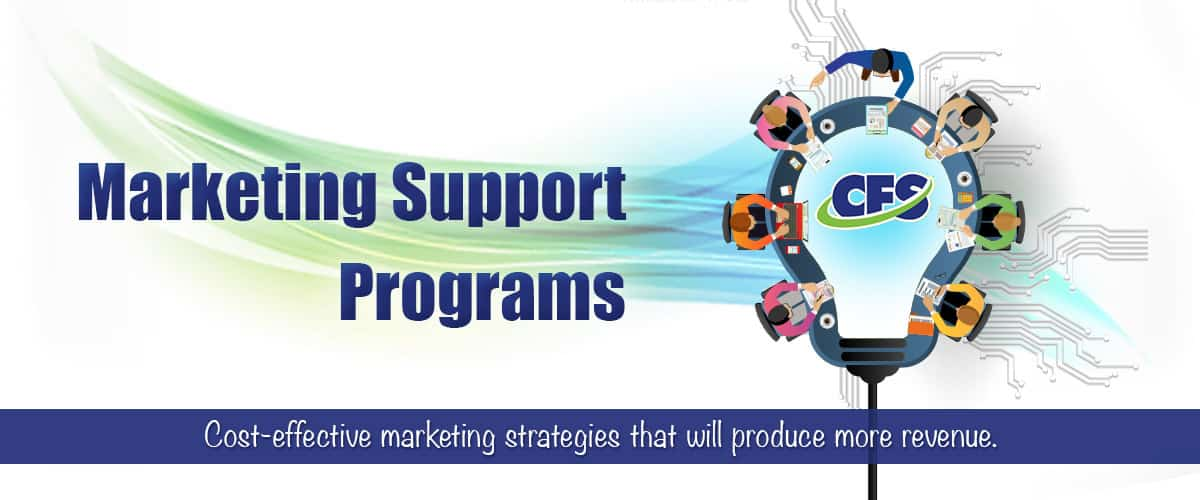 Marketing Support Programs